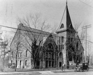 Church in 1920s