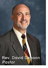 Pastor Dave Denoon